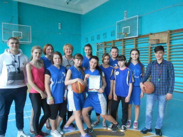 Переможці по баскетболу